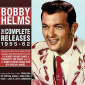HELMS BOBBY  - 2xCD COMPLETE RELEASES 1955-62