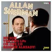SHERMAN ALLAN  - CD MY SON THE FOLK S..