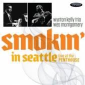 KELLY WYNTON -TRIO-  - CD SMOKIN' IN SEATTLE