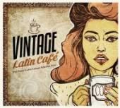 VARIOUS  - CD VINTAGE LATIN CAFE