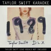 TAYLOR SWIFT  - CD 1989 KARAOKE(DLX)