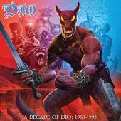 DIO  - 6xCD DECADE OF DIO: 1983-1993