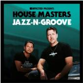 JAZZ-N-GROOVE  - CD HOUSE MASTERS