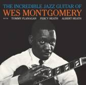 MONTGOMERY WES  - CD INCREDIBLE JAZZ GUITAR OF