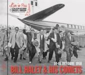 HALEY BILL & HIS COMETS  - CD LIVE IN PARIS-14-15 OCTOB