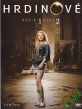 FILM  - DVD Hrdinové I. - DVD 2 (Heroes) DVD