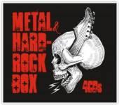 VARIOUS  - 4xCD METAL & HARD-ROCK BOX