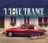 VARIOUS  - CD I LOVE FRANCE