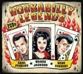 VARIOUS  - CD ROCKABILLY LEGENDS