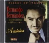 FERNANDEZ FERNANDO  - CD GRANDES EXITOS-ARRABALERA