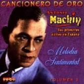 MACHIN ANTONIO  - CD EN ESPANA MELODIA SENTIM