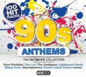VARIOUS  - CD ULTIMATE 90S ANTHEMS