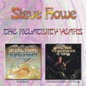 HOWE STEVE  - 2xCD RELATIVITY YEARS