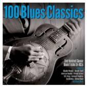 VARIOUS  - 4xCD 100 BLUES CLASSICS