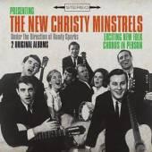 NEW CHRISTY MINSTRELS  - CD EXCITING NEW FOLK CHORUS