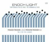 SNYDER TERRY & ALL-STARS/COMM  - 3xCD ENOCH LIGHT - THE 5 TOP-FIVE ALBUMS