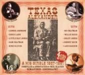 ALEXANDER TEXAS  - 4xCD HIS CIRCLE 19271951