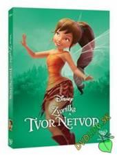 FILM  - DVD Zvonilka a tvor ..