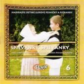 SLUK  - CD 6.SPIEVANKY