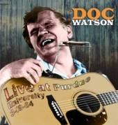 DOC WATSON  - CD LIVE AT PURDUE UNIVERSITY 3-19-64