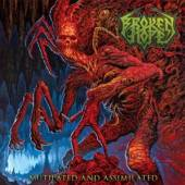 BROKEN HOPE  - 2xCD MUTILATED AND ASSIMILATED -CD+DVD-