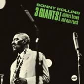 ROLLINS SONNY -TRIO-  - VINYL 3 GIANTS! -HQ- [VINYL]