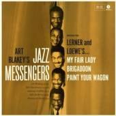 BLAKEY ART -JAZZ MESSENG  - VINYL PLAY LERNER & LOEWE -HQ- [VINYL]