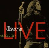 DOORS  - CD ABSOLUTELY LIVE