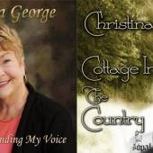 GEORGE CHRISTINA  - 2xCD COTTAGE IN THE COUNTRY..