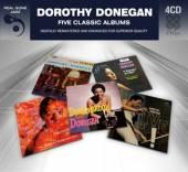 DONEGAN DOROTHY  - CD 5 CLASSIC ALBUMS