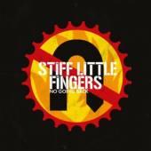 STIFF LITTLE FINGERS  - VINYL NO GOING BACK -REISSUE- [VINYL]