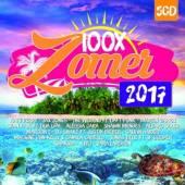 VARIOUS  - 5xCD 100X ZOMER 2017