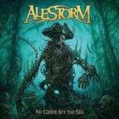 ALESTORM  - CD NO GRAVE BUT THE SEA