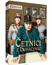 TV SERIAL  - 6xDVD CETNICI Z LUHACOVIC