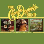 CHARLIE DANIELS BAND  - CD+DVD THE EPIC TRILOGY VOL.4 (2CD)