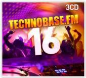 VARIOUS  - 3xCD TECHNOBASE.FM VOL.16