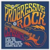 VARIOUS  - CD PROGRESSIVE ROCK CLASSICS