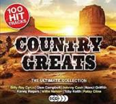 VARIOUS  - 5xCD ULTIMATE COUNTRY ICONS