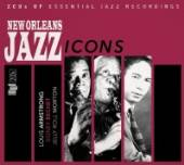 VARIOUS  - CD NEW ORLEANS JAZZ ICONS