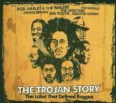 VARIOUS  - 2xCD THE TROJAN STORY