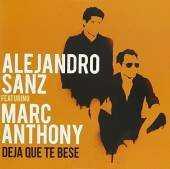 SANZ ALEJANDRO - MARC ANTHONY  - CD DEJA QUE TE BESE