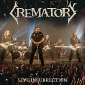 CREMATORY  - CD+DVD LIVE INSURRECTION (CD+DVD)