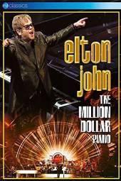 JOHN ELTON  - DVD MILLION DOLLAR PIANO