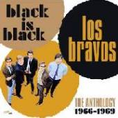 BLACK IS BLACK: THE ANTHOLOGY 1966-1969 - supershop.sk