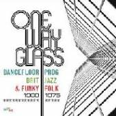 VARIOUS  - 3xCD ONE WAY GLASS: ..