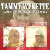 TAMMY WYNETTE  - CD ANOTHER LONELY SONG / WOMAN TO WOMAN