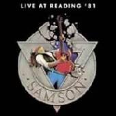 SAMSON  - VINYL LIVE AT READING '81 [VINYL]
