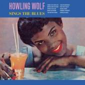 HOWLING WOLF  - CD SINGS THE BLUES