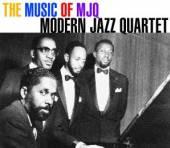 MODERN JAZZ QUARTET  - CD THE MUSIC OF THE MJQ