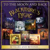 BLACKMORE'S NIGHT  - CD TO THE MOON AND BACK